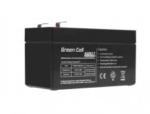 Batéria AGM Green Cell 12V 1,2Ah 97×45×57mm 0,55kg