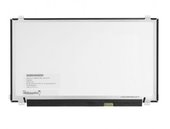 "LCD displej Innolux N156BGE-EAB 15,6"" 1366x768HD eDP 30 pin - MAT01-0: MAT01-0-125"