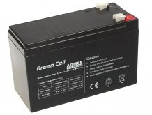 Batéria AGM Green Cell 12V 7,2Ah 151×65×98mm 2,08kg