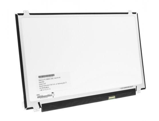 "LCD displej Innolux N156BGE-EAB 15,6"" 1366x768HD eDP 30 pin - MAT01-0: MAT01-0-286"