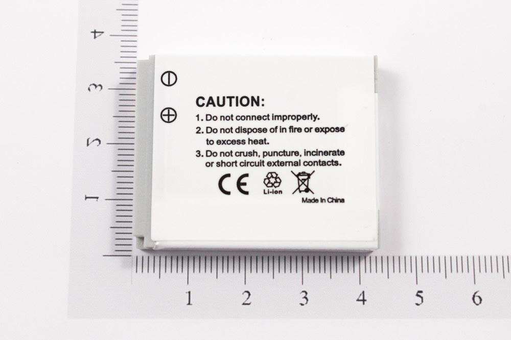 Batéria pre Canon Powershot SD980 IS, SX170 IS, SX240 HS 3,7V 1000mAh
